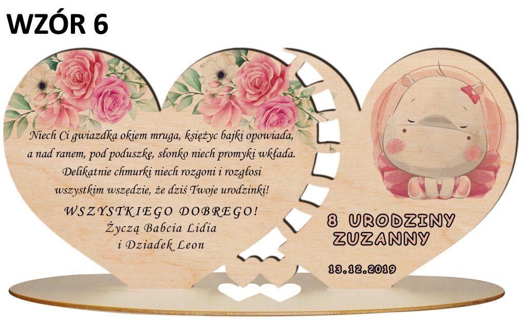 prezent na urodziny dziecka - wzór 6