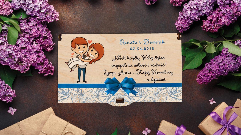 Co kupić na prezent ślubny
