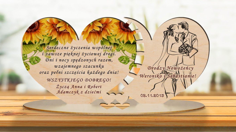 Kreatywne pomysły na prezent ślubny
