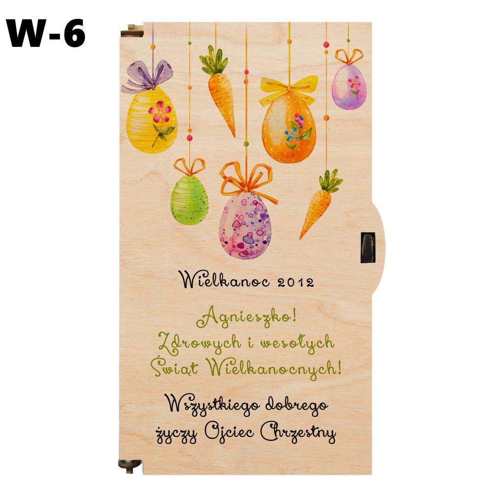 Pomysł na Wielkanoc - wzór 6