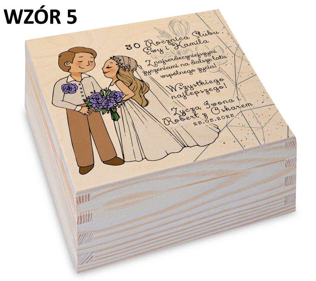 prezent na 25 rocznicę ślubu