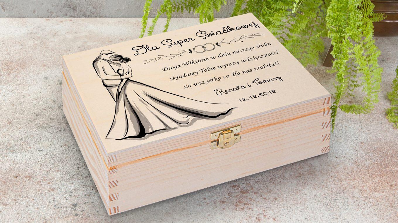 Jaki prezent na wesele