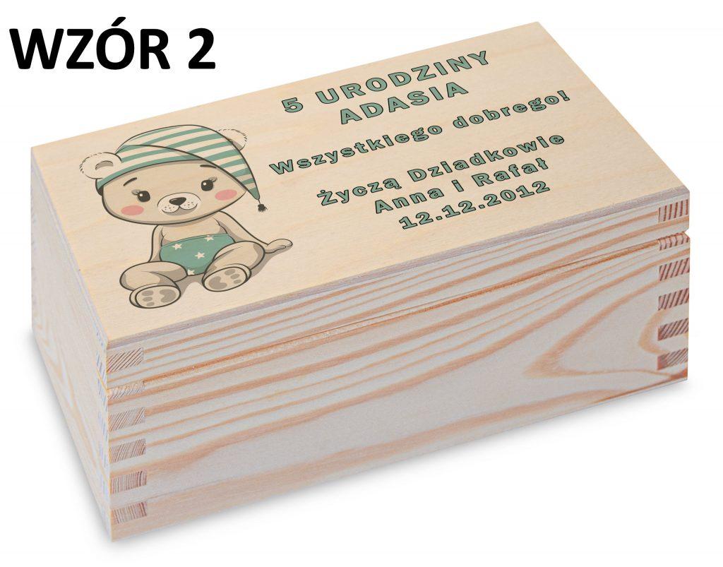 prezent dla dziecka na urodziny - wzór 2