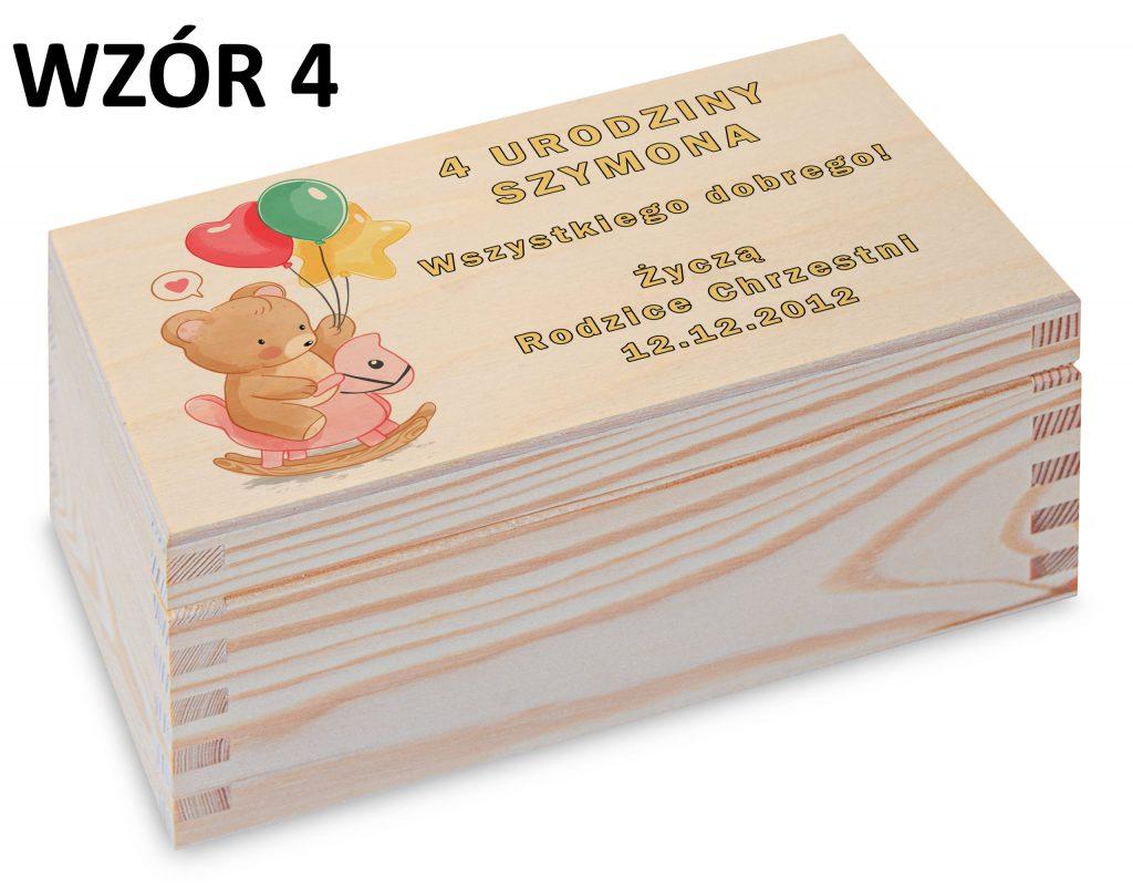 prezent dla dziecka na urodziny - wzór 4