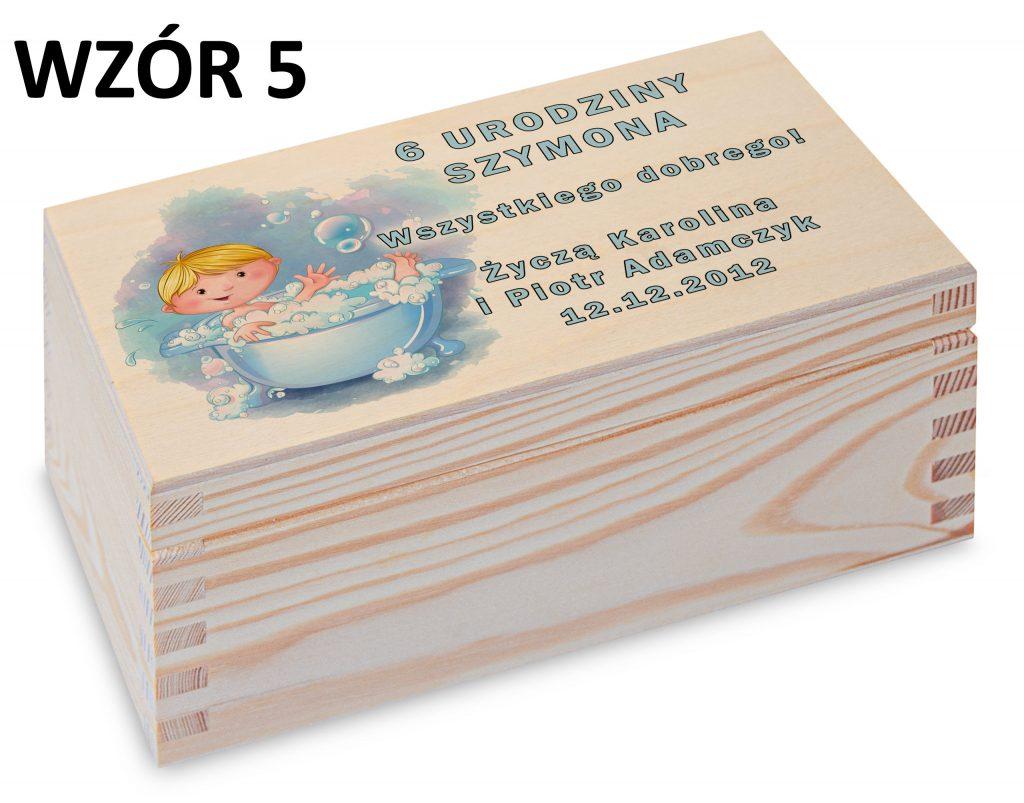 prezent dla dziecka na urodziny - wzór 5