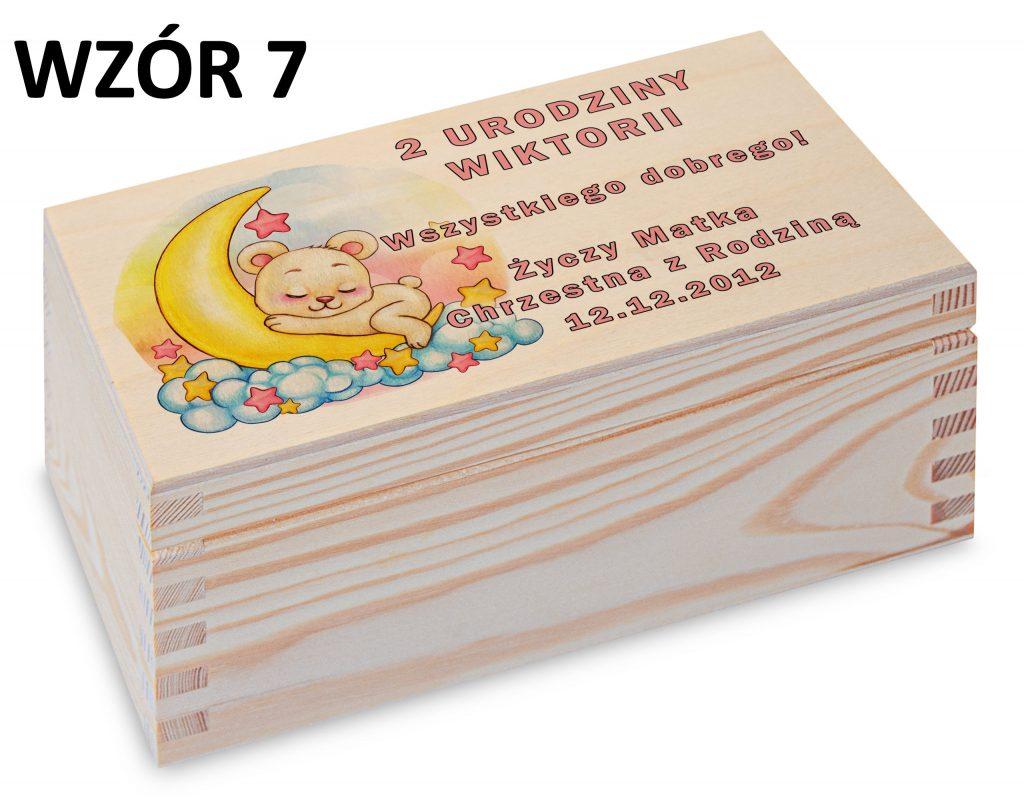 prezent dla dziecka na urodziny - wzór 7