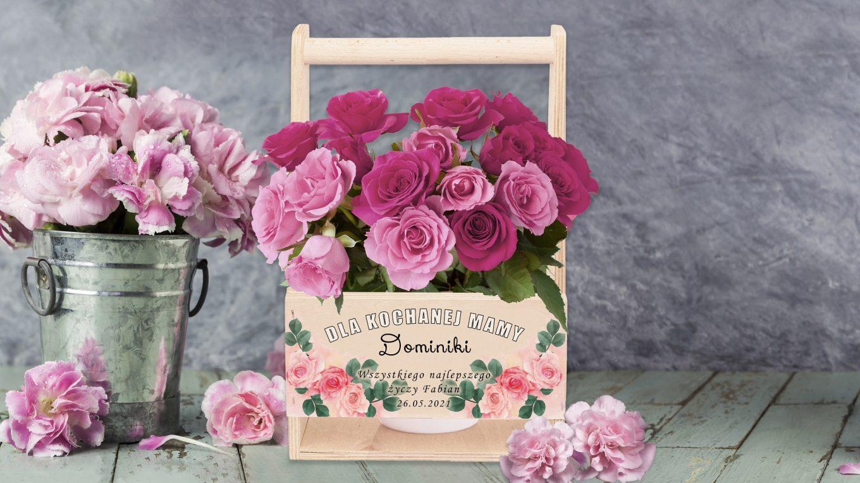 Personalizowane prezenty na Dzień Matki