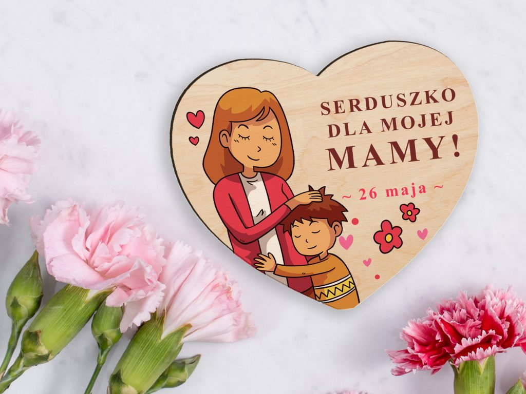 Co kupić Mamie na Dzień Matki
