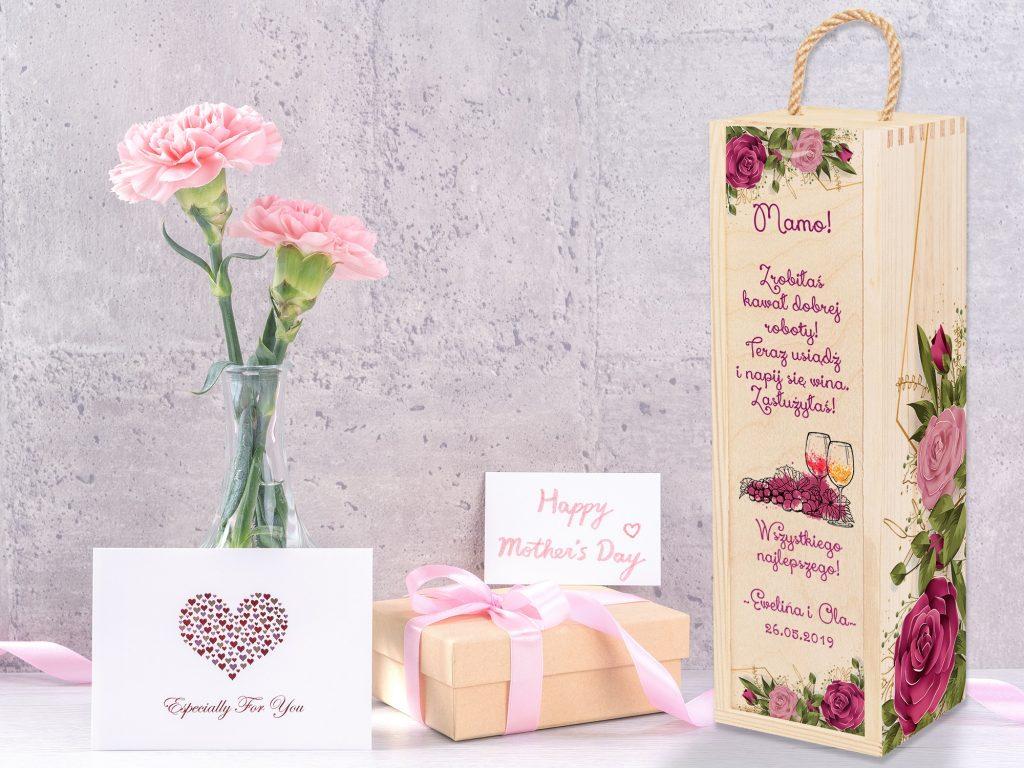 Słodki prezent na Dzień Matki