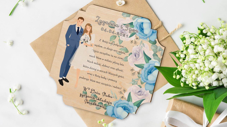 Jaki upominek na ślub