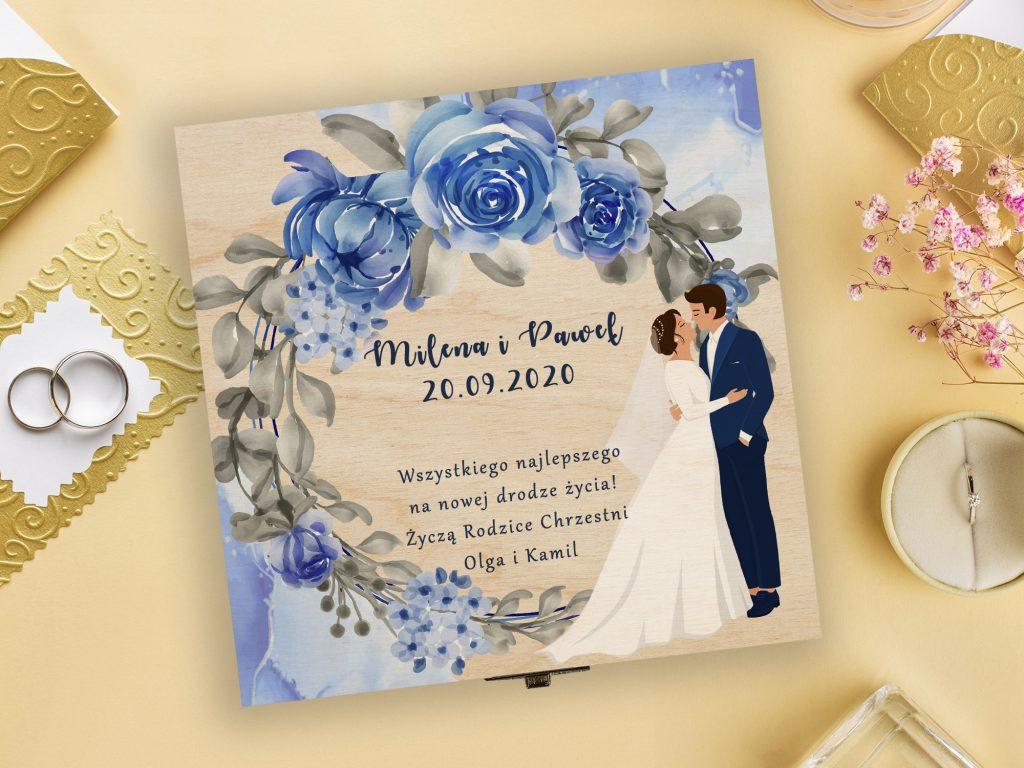 Prezenty ślubne personalizowane