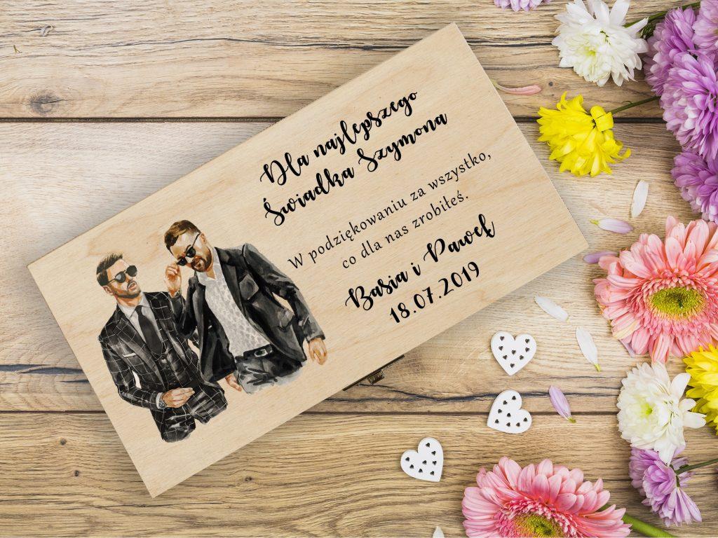 Upominki ślubne dla Młodej Pary